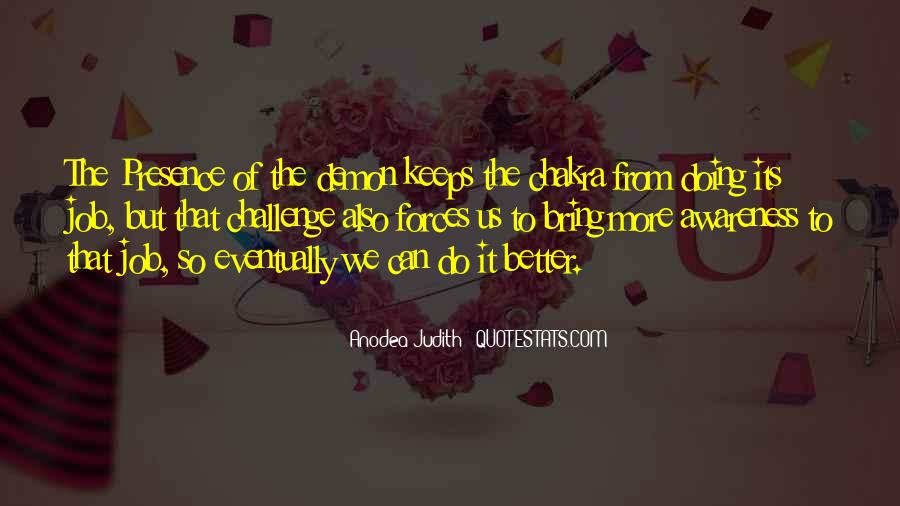 Chakra Quotes #452198