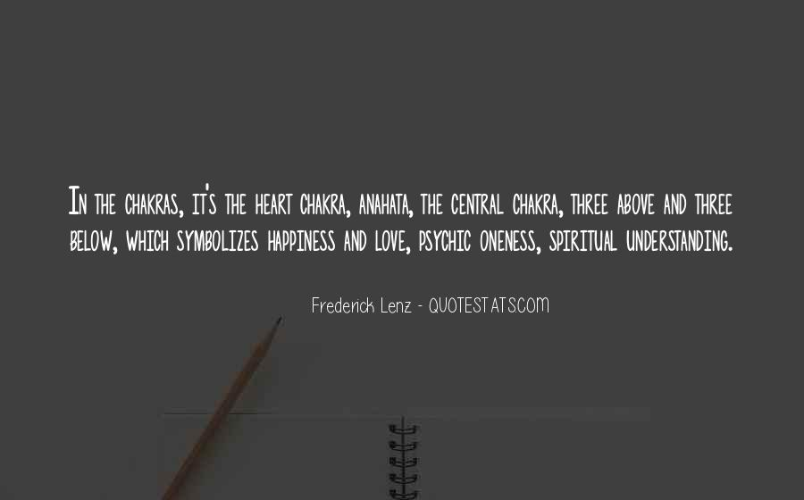 Chakra Quotes #544753