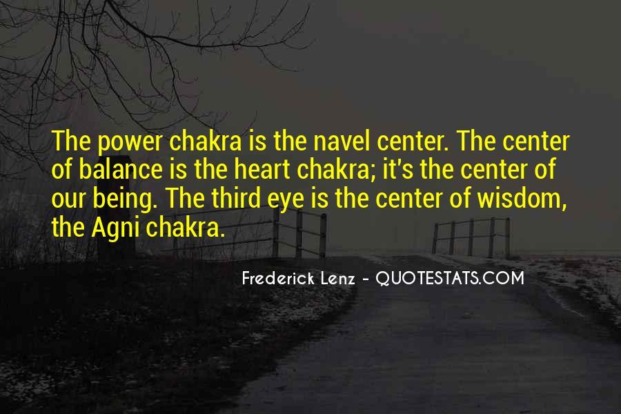 Chakra Quotes #610254