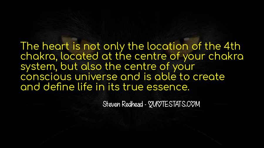 Chakra Quotes #622358