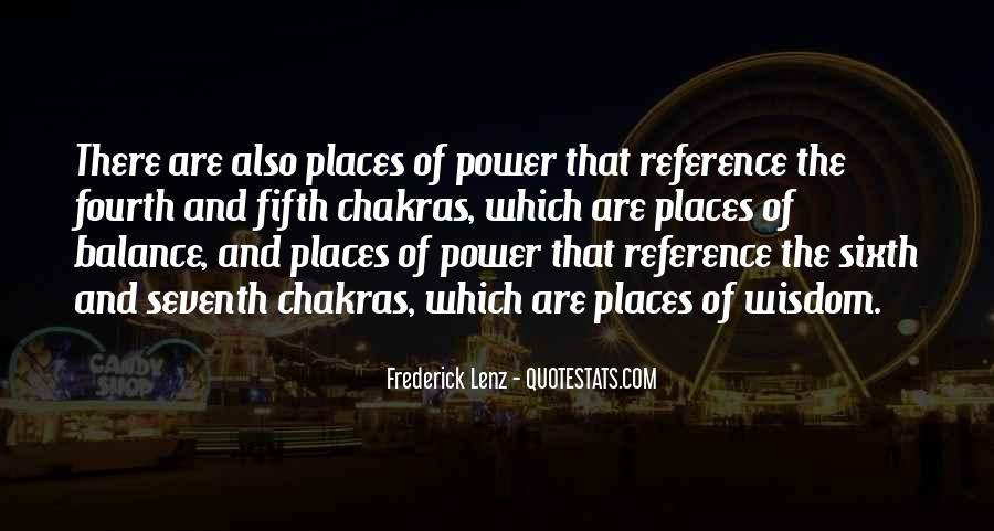 Chakra Quotes #987079