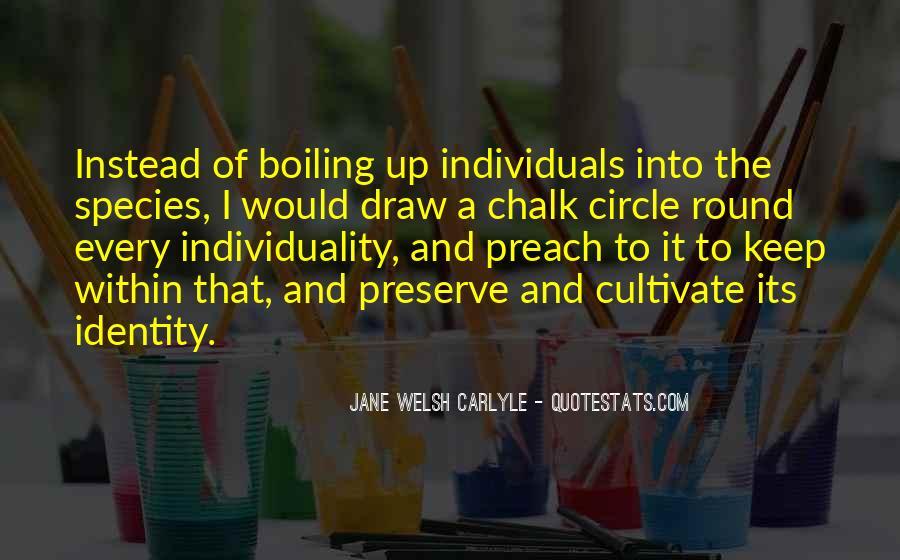 Chalk Circle Quotes #394367
