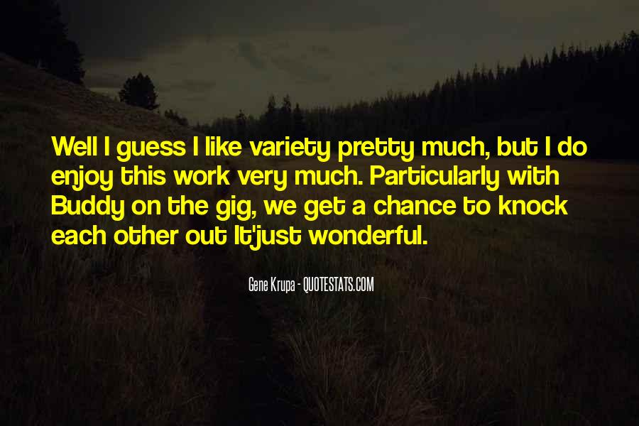 Chances Wasted Quotes #905180
