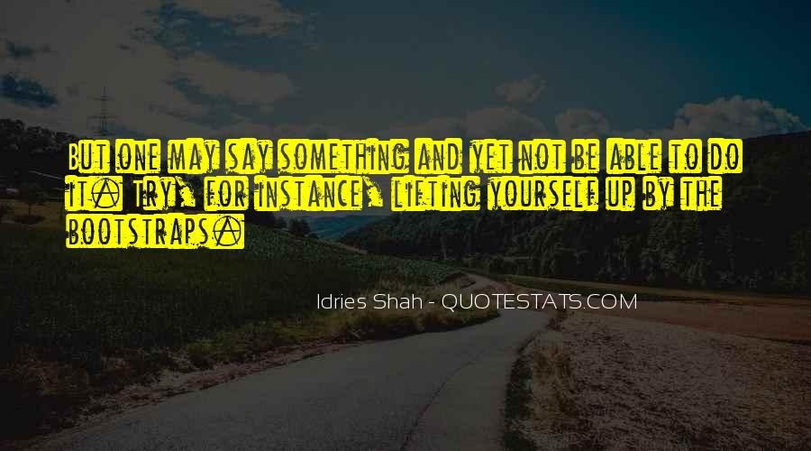 Quotes About Lifting Up #17060
