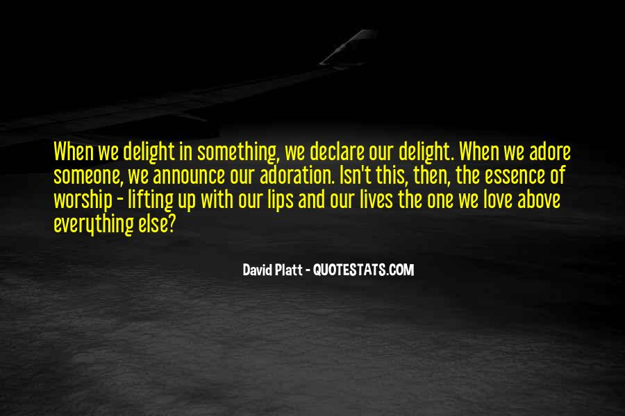 Quotes About Lifting Up #763892