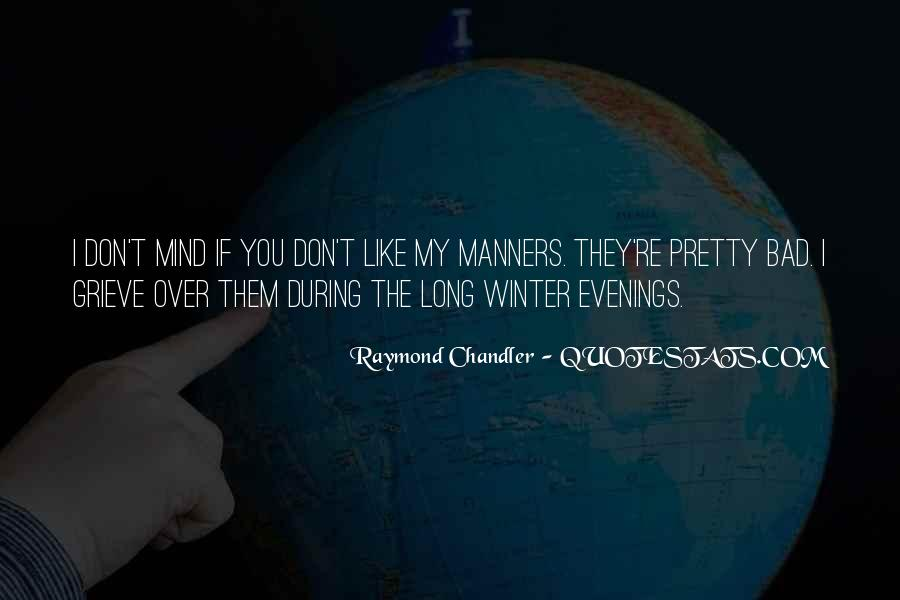 Chandler Marlowe Quotes #1334034