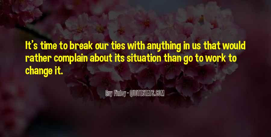 Top 56 Change Break Up Quotes Famous Quotes Sayings About Change