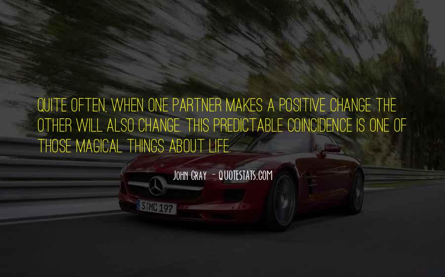 Change Can Be Positive Quotes #122035