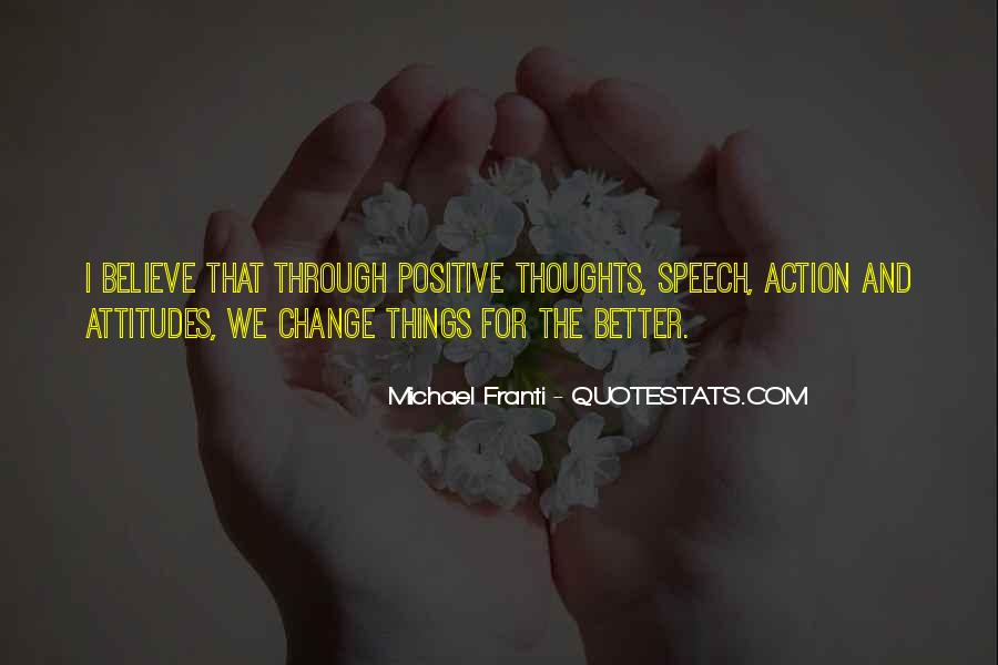 Change Can Be Positive Quotes #180007