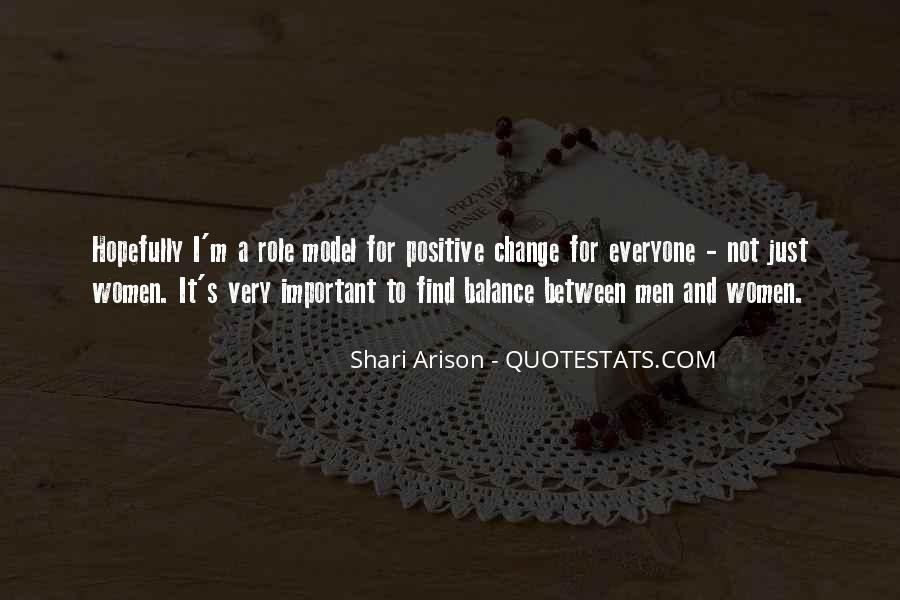 Change Can Be Positive Quotes #216862