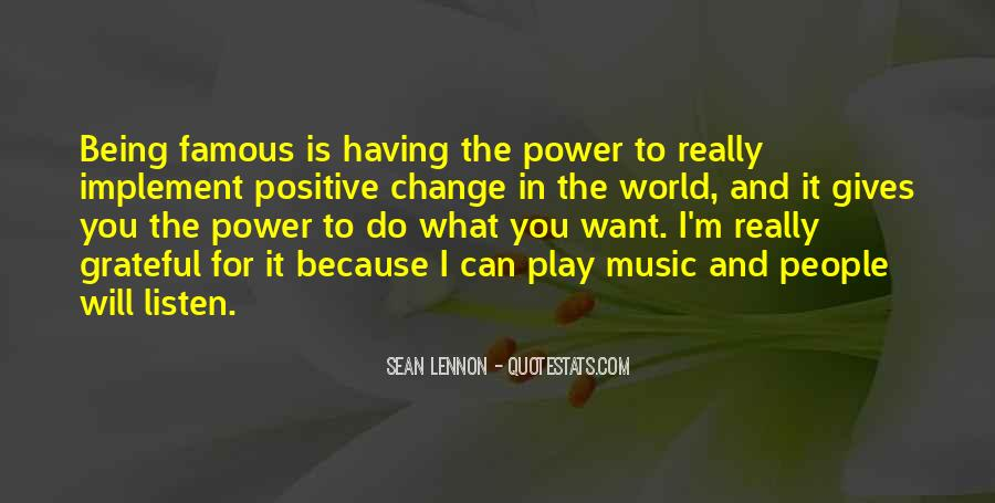 Change Can Be Positive Quotes #233557
