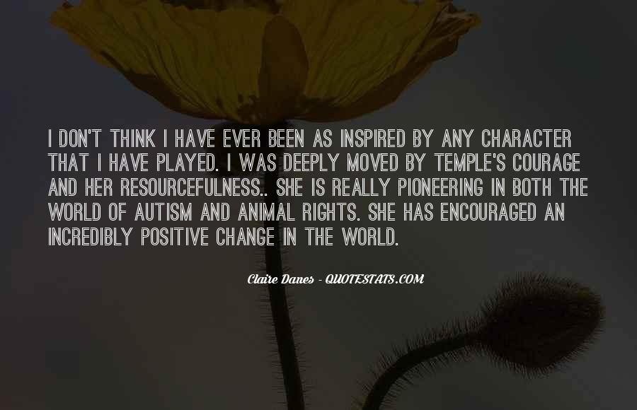 Change Can Be Positive Quotes #272770