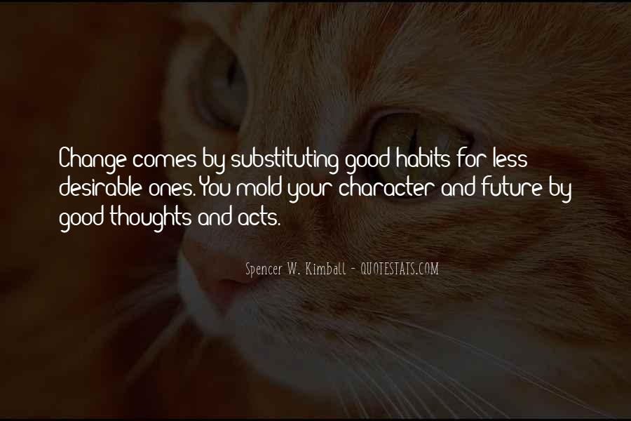 Change For Future Quotes #1077440