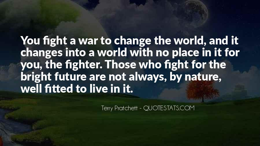 Change For Future Quotes #1251136