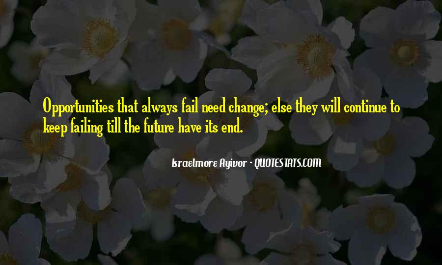 Change For Future Quotes #1307319