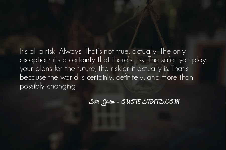 Change For Future Quotes #140156
