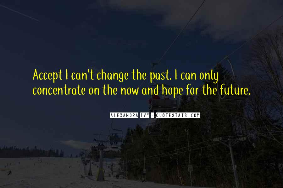 Change For Future Quotes #146801