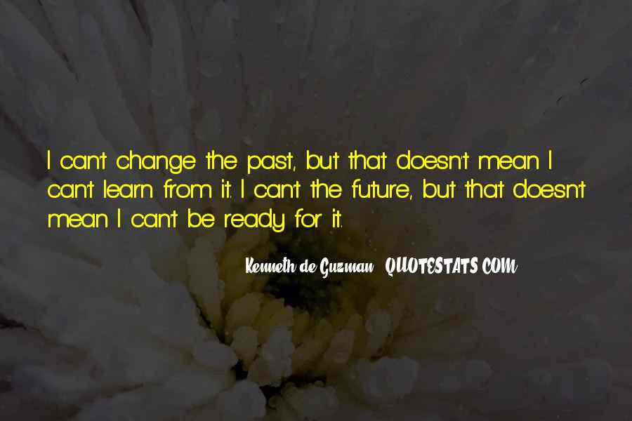 Change For Future Quotes #544047
