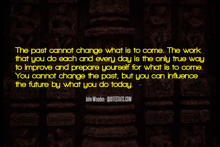 Change For Future Quotes #65839