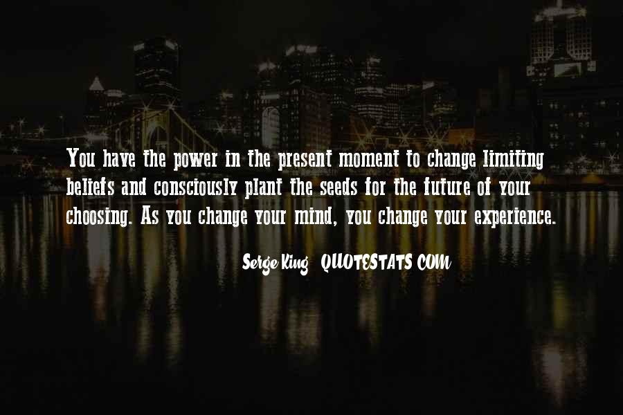 Change For Future Quotes #815764