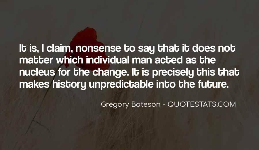 Change For Future Quotes #999406