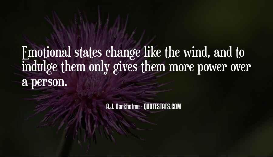 Change Into A Better Person Quotes #1371746
