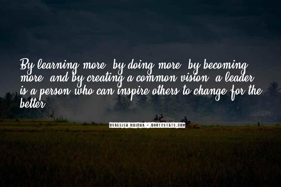 Change Into A Better Person Quotes #899910