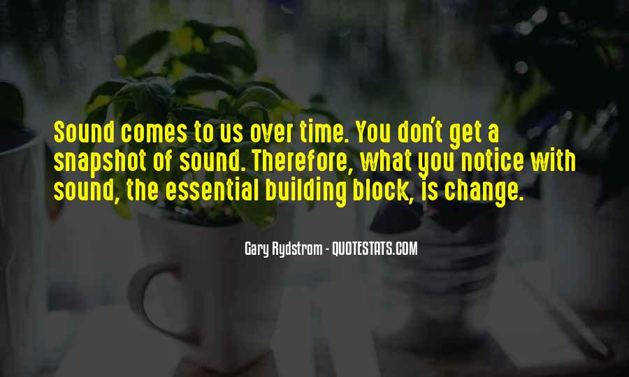 Change Is Essential Quotes #1291298