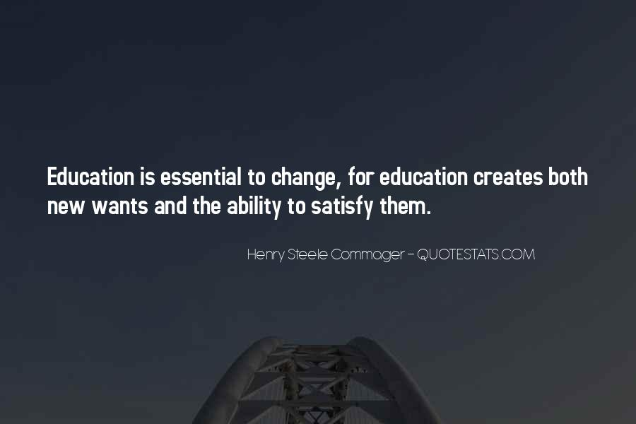 Change Is Essential Quotes #470333