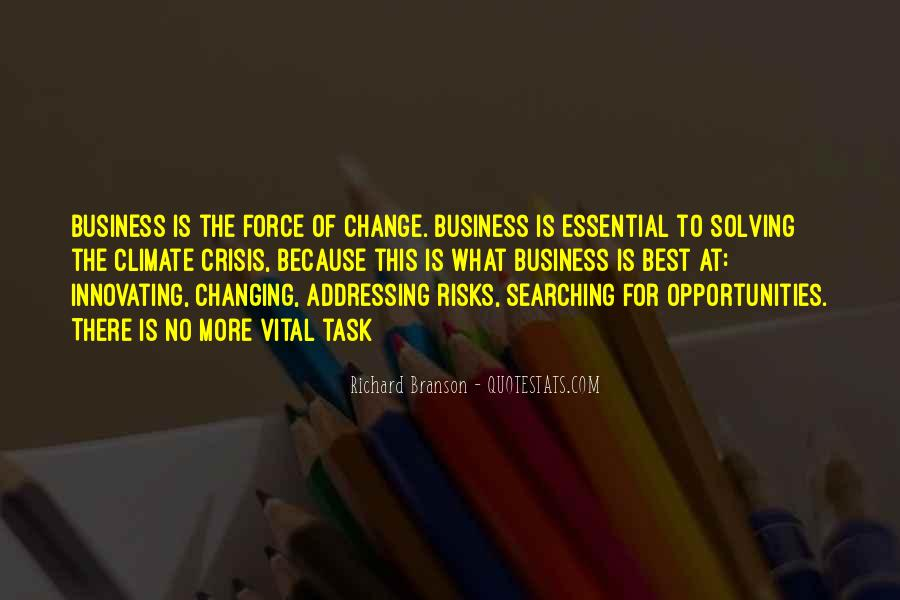 Change Is Essential Quotes #767058