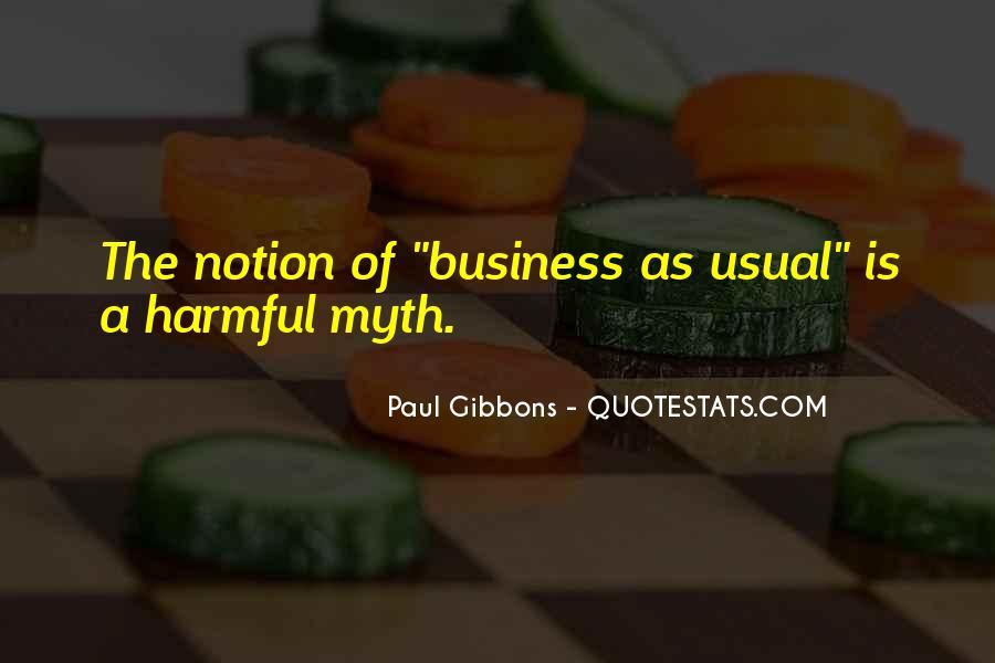 Change Management Business Quotes #154679