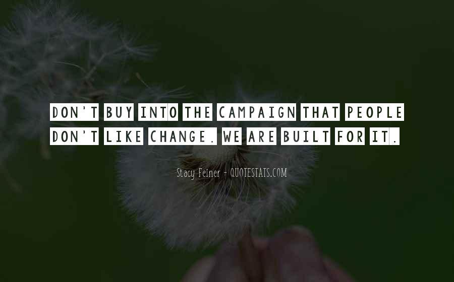 Change Management Business Quotes #161766