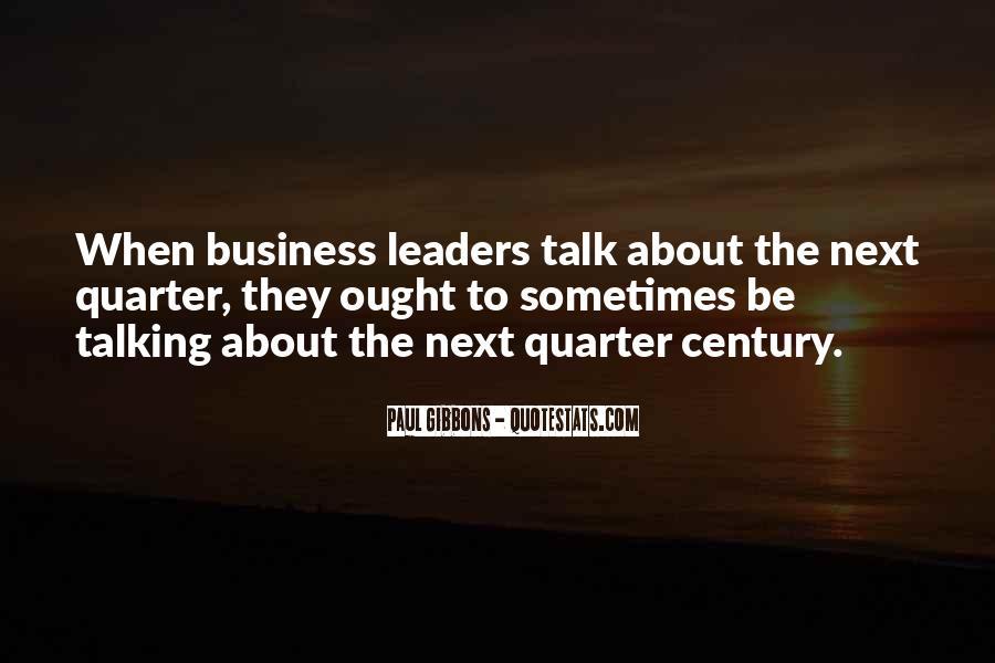 Change Management Business Quotes #367766
