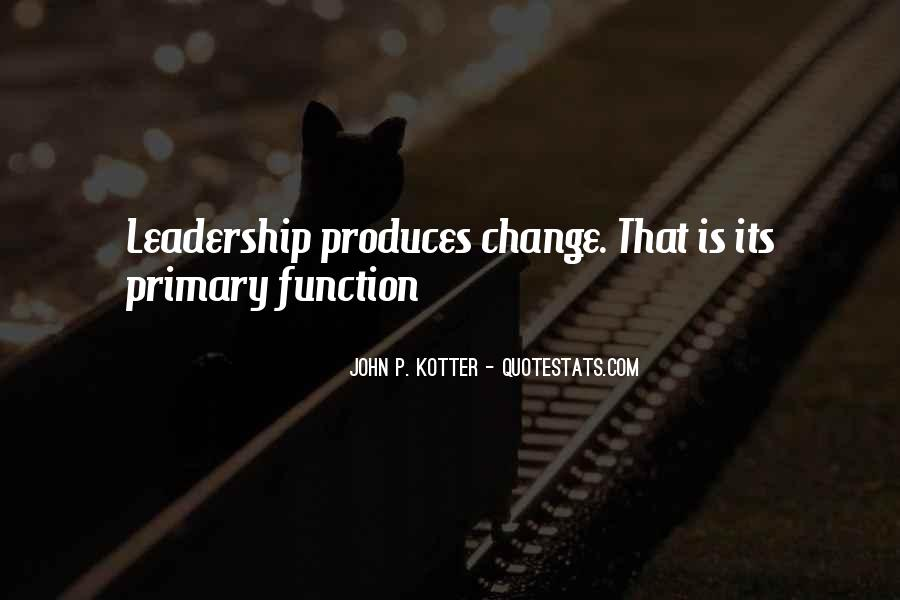 Change Management Business Quotes #642722