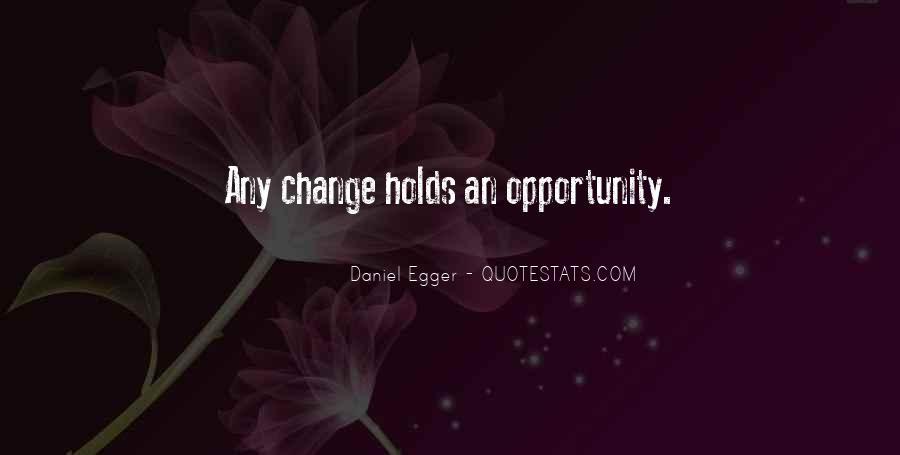 Change Management Business Quotes #813122