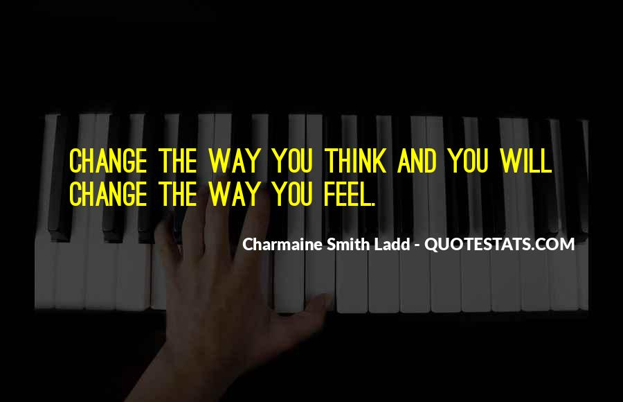 Change Management Inspirational Quotes #403188