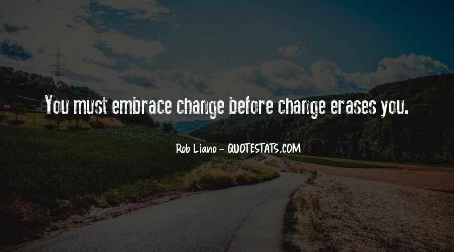Change Management Inspirational Quotes #442101