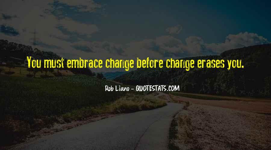 Change Management Motivational Quotes #442101