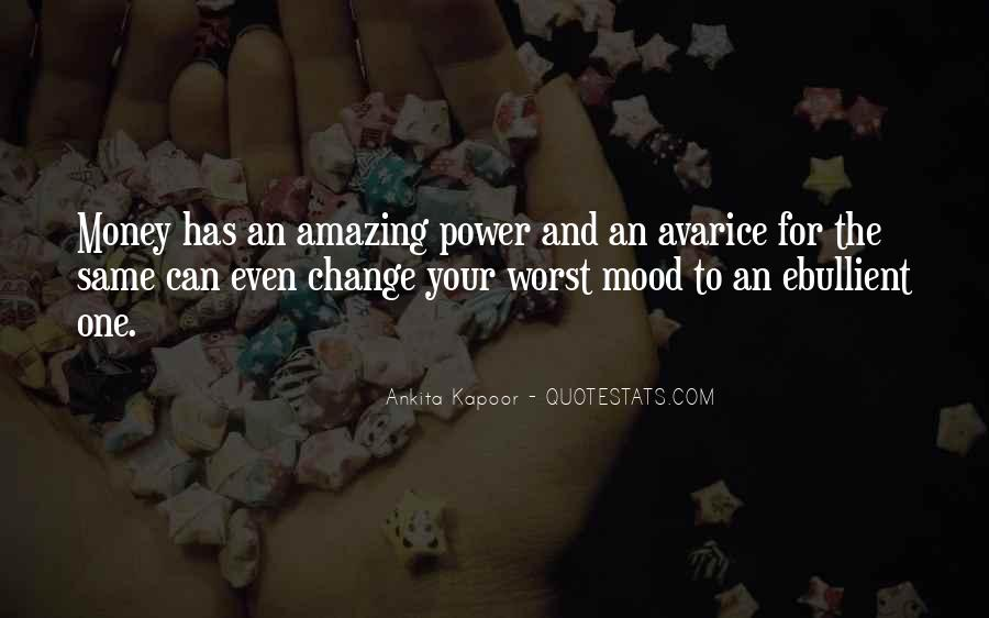 Change The Mood Quotes #1140710