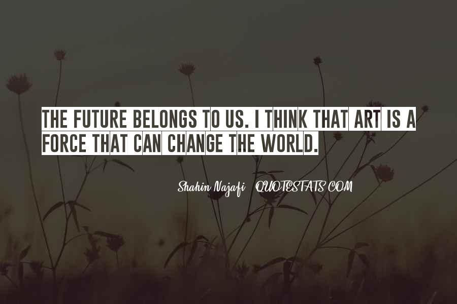 Change The Thinking Quotes #100083