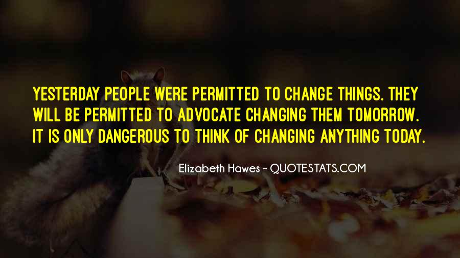 Change The Thinking Quotes #124322