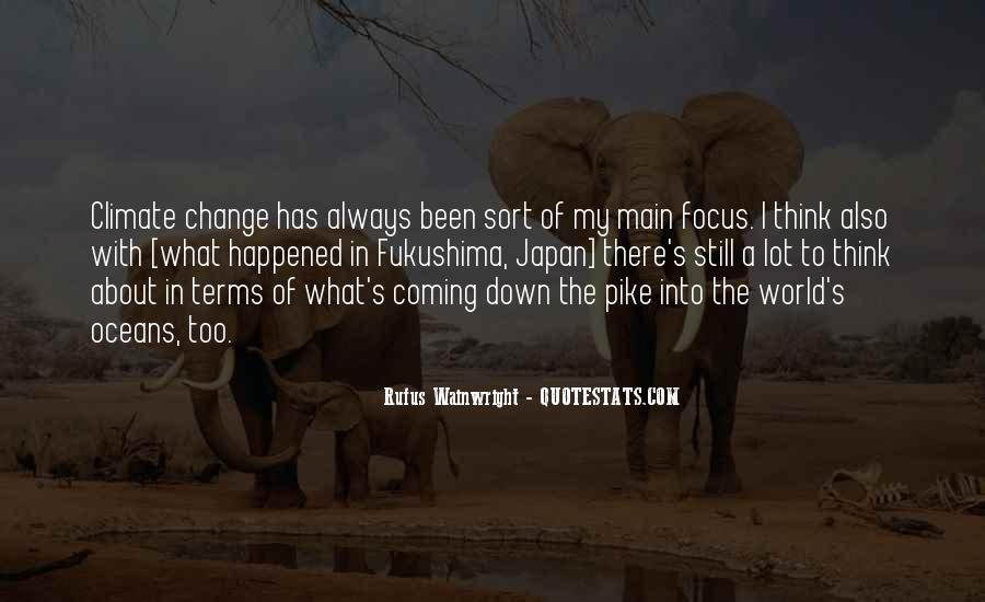 Change The Thinking Quotes #134041