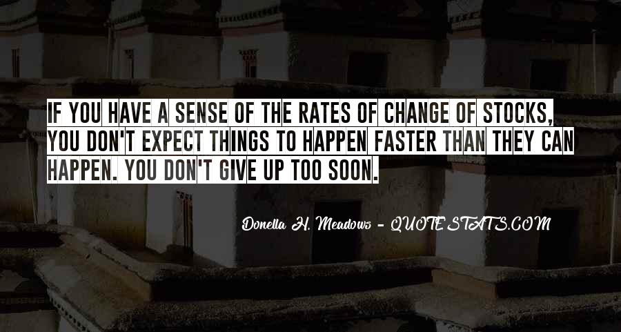 Change The Thinking Quotes #155369