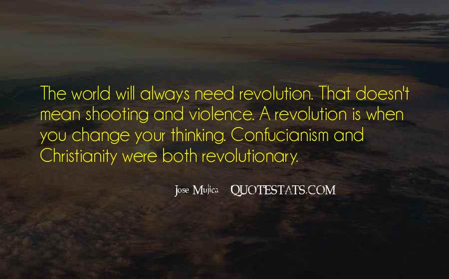 Change The Thinking Quotes #159242