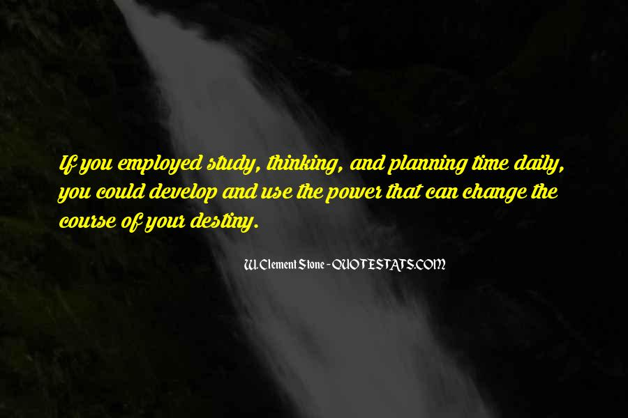 Change The Thinking Quotes #168186