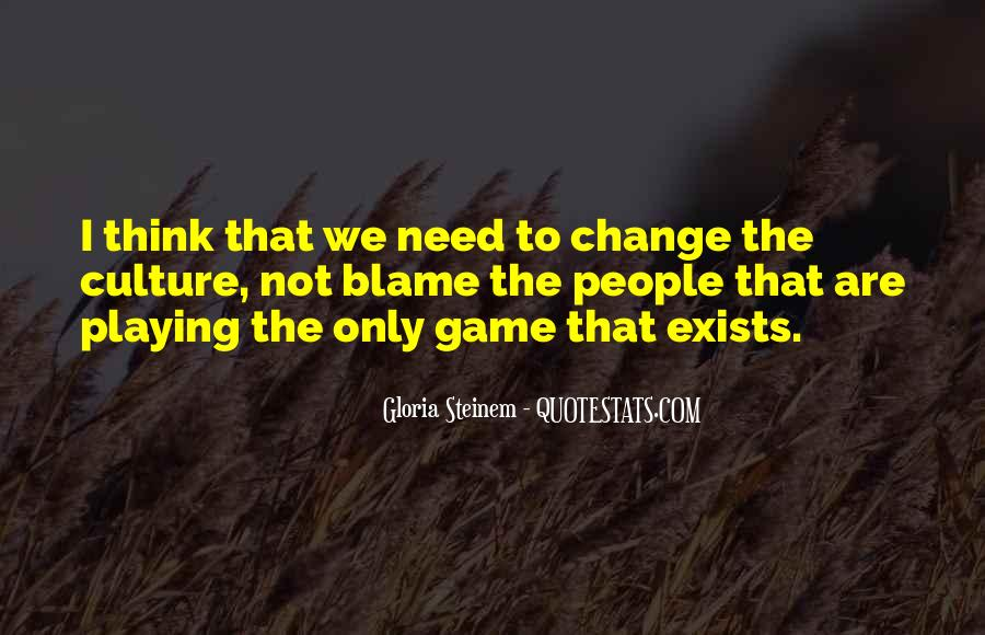 Change The Thinking Quotes #19518