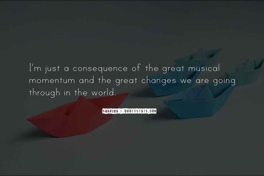 Changes In Him Quotes #12403