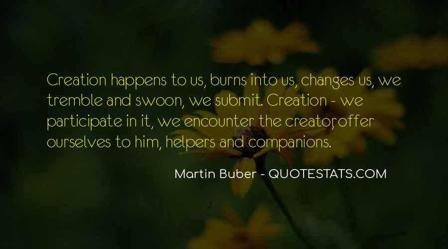 Changes In Him Quotes #1543532