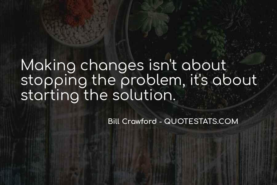 Changes In Him Quotes #18821