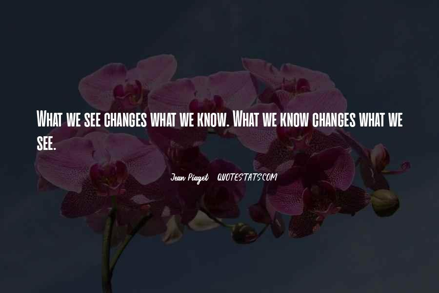 Changes In Him Quotes #20073